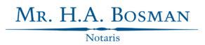 Notaris Bosman Logo